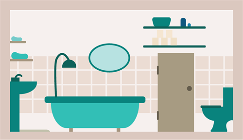 Declutter Your Homein 2015_Bathroom
