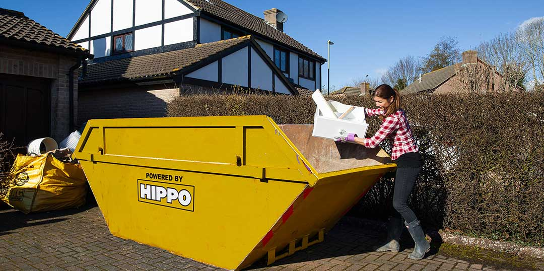 garden waste skip hire what you need to know